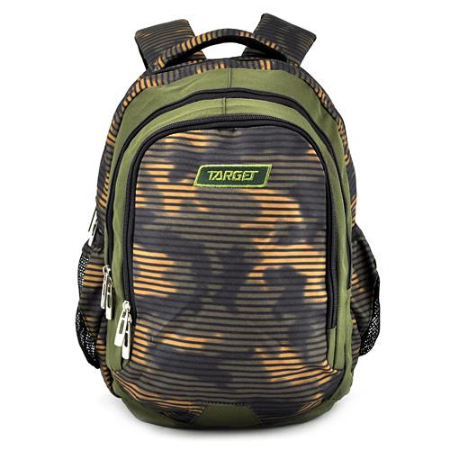 Školní batoh Target Maskáčový