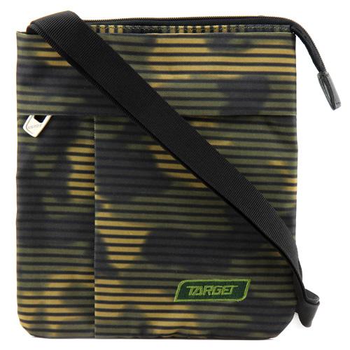 Taška přes rameno Target Mimetic, maskáčová zelená
