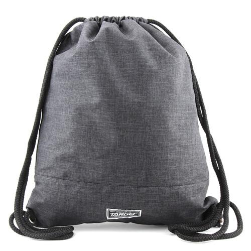 Sportovní vak Target S boční kapsou, černý