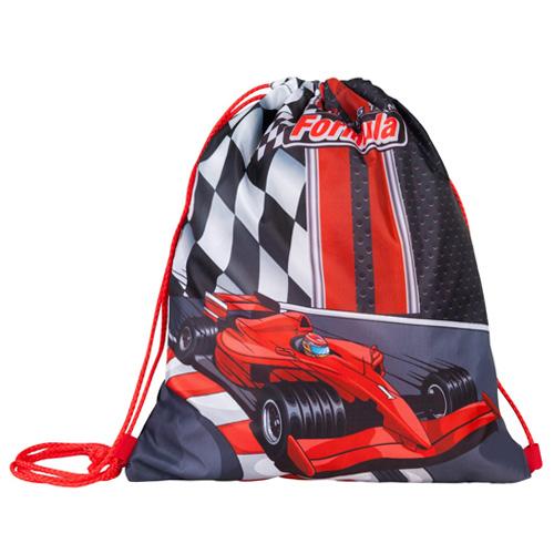 Sportovní vak Target Formule, černo-červený