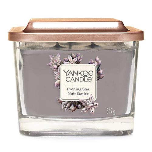 Svíčka ve skleněné váze Yankee Candle Večerní hvězda, 347 g