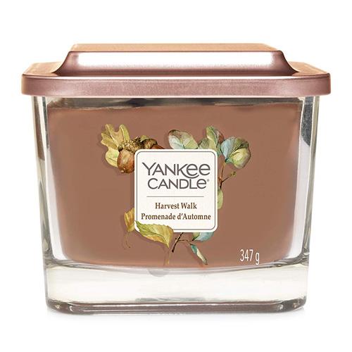 Svíčka ve skleněné váze Yankee Candle Sklizeň, 347 g