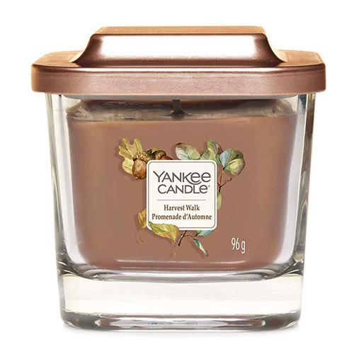 Svíčka ve skleněné váze Yankee Candle Sklizeň, 96 g