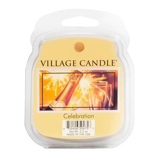 Vonný vosk Village Candle Oslava, 62 g