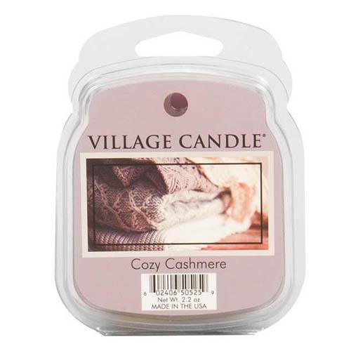 Vonný vosk Village Candle Kašmírové pohlazení, 62 g