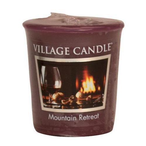 Vonná svíčka Village Candle Víkend na horách, 57 g