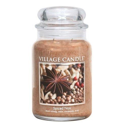 Svíčka ve skleněné dóze Village Candle Koření života, 737 g