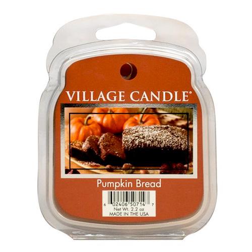 Vonný vosk Village Candle Dýňový chléb, 62 g