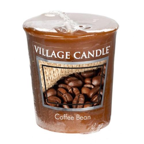 Vonná svíčka Village Candle Zrnková káva, 57 g