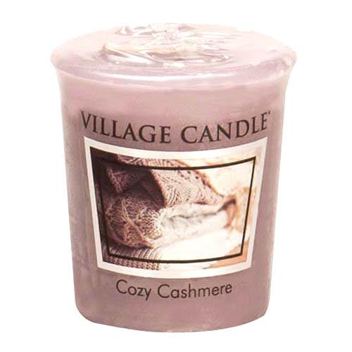 Vonná svíčka Village Candle Kašmírové pohlazení, 57 g