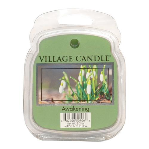 Vonný vosk Village Candle Jarní probuzení, 62 g