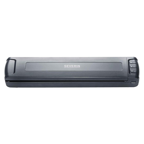 Severin Compact Vacuum Sealer, for all vacuum bags and rolls up to 3 FS 3601