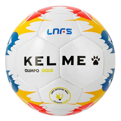 Futsalový míč Kelme Olimpo Gold Official   Bílá   Míč vel. 4