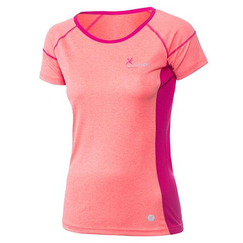 Dámské tričko Klimatex ANFISA | Růžová | XS