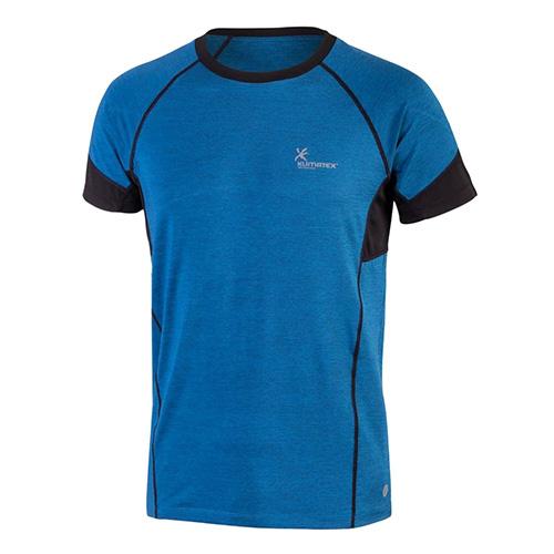 Pánské tričko Klimatex QuickDry ANTON | Modrá | S