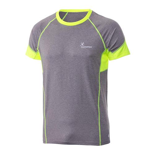 Pánské tričko Klimatex QuickDry ANTON | Šedá | S