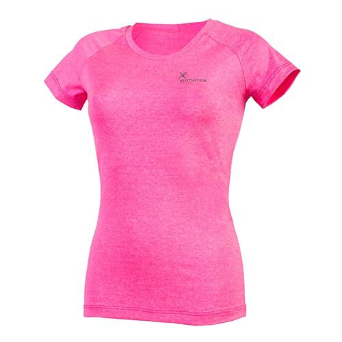 Dámské funkční tričko Klimatex BERTE | Růžová | XS
