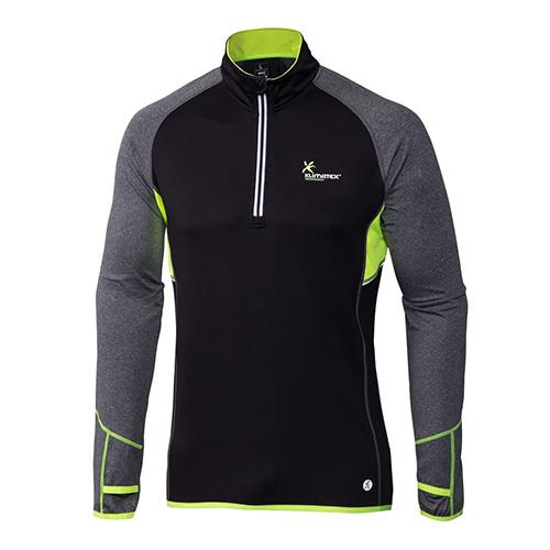 Funkční pulovr Klimatex DORAN | Černá | S