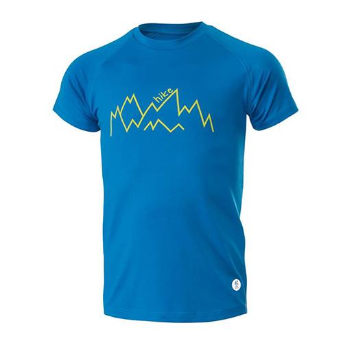 Dětské triko Klimatex ELLIS | Modrá | 158
