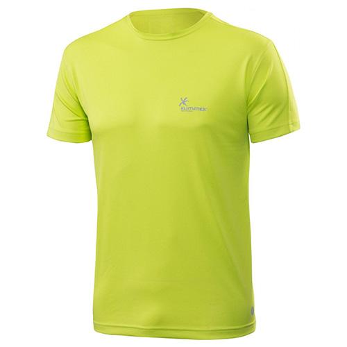 Funkční tričko Klimatex IDAN | Zelená | S