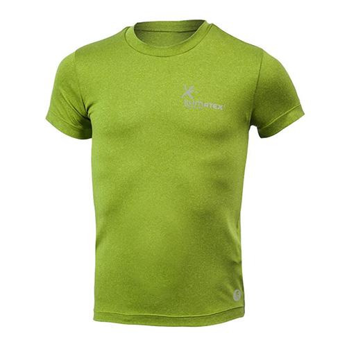 Dětské tričko Klimatex MOOS | Zelená | 146