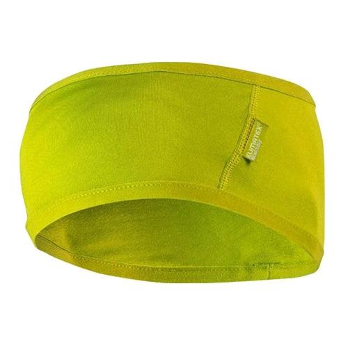 Dámská čelenka Klimatex OPPDAL | Světle zelená | Univerzální
