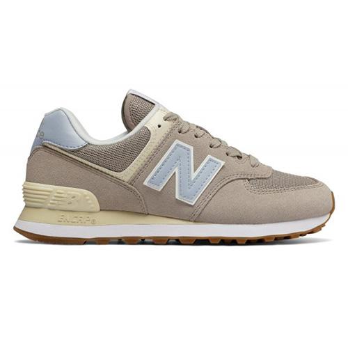 Dámská obuv New Balance WL574FLC   Hnědá   40