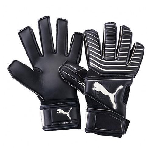 Brankářské rukavice Puma ONE Grip 17.2 RC | Černá