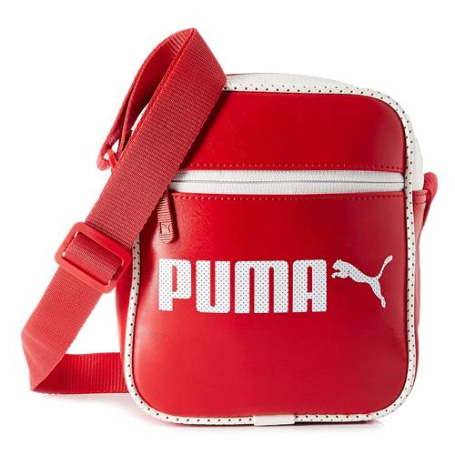 Taška Puma Campus Portable | Červená | Objem 6 l
