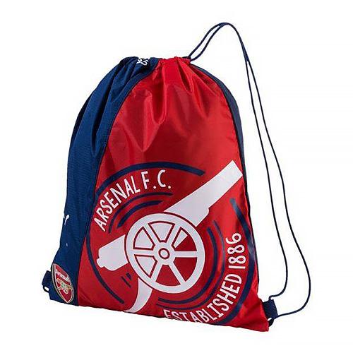 Vak Puma Arsenal Fanwear | Červená | Objem 19 l