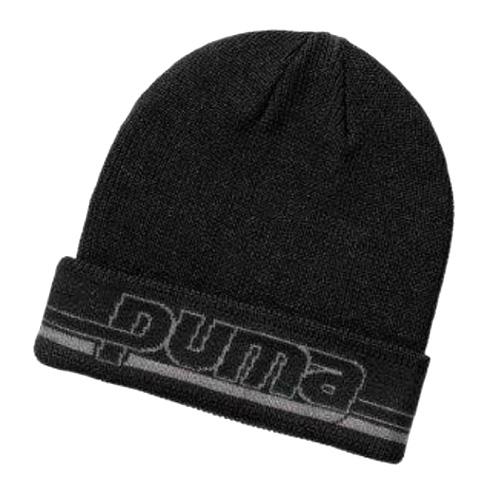 Čepice Puma TEN80 Knit | Černá | UNIVERZÁLNÍ
