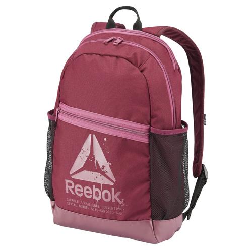 Batoh Reebok Style Found Active | Červená | Objem 12 l