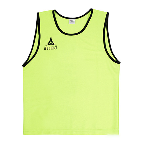 Rozlišovací dres Select Super | Žlutá | L