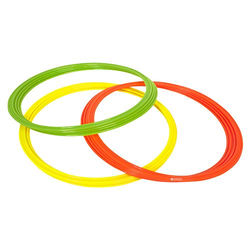 Koordinační kruhy Select 12 ks (3 barvy) | Více barev | UNIVERZÁLNÍ
