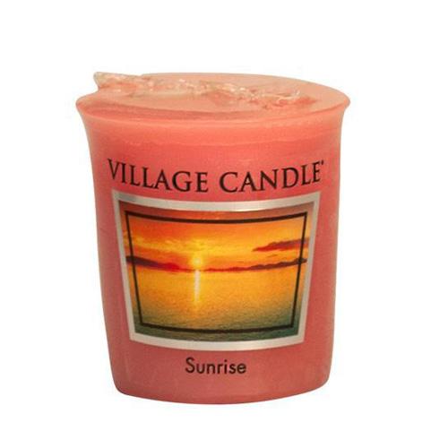 Vonná svíčka Village Candle Východ slunce, 57 g