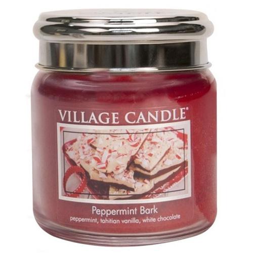 Svíčka ve skleněné dóze Village Candle Mátové potěšení, 454 g