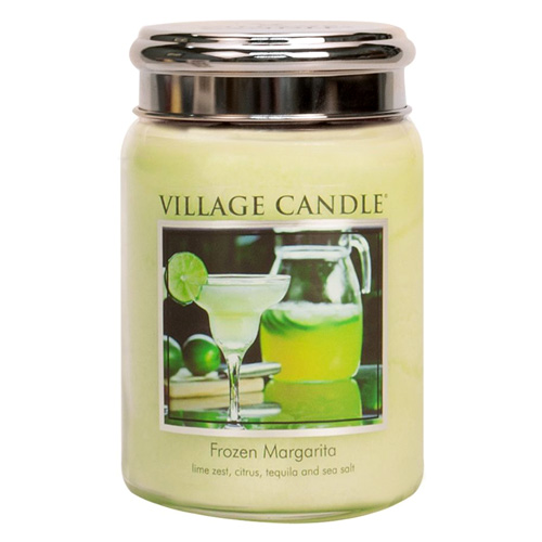 Svíčka ve skleněné dóze Village Candle Margarita, 737 g