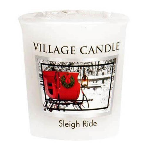 Vonná svíčka Village Candle Zimní vyjížďka, 57 g