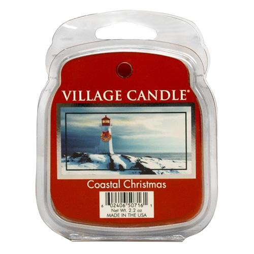 Vonný vosk Village Candle Vánoce v přístavu, 62 g