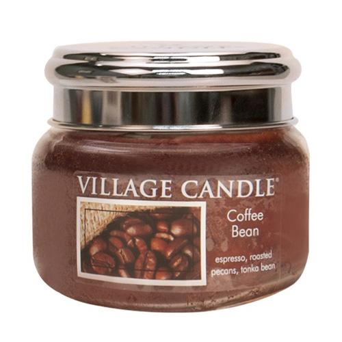 Svíčka ve skleněné dóze Village Candle Zrnková káva, 312 g