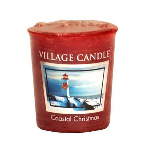 Vonná svíčka Village Candle Vánoce v přístavu, 57 g