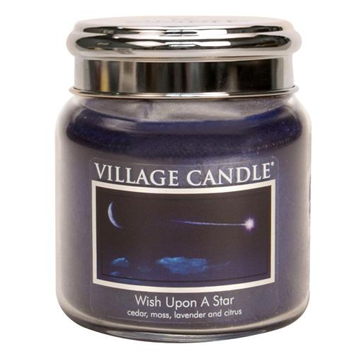 Svíčka ve skleněné dóze Village Candle Padající hvězda, 454 g