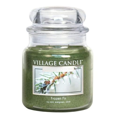 Svíčka ve skleněné dóze Village Candle Jinovatka, 454 g