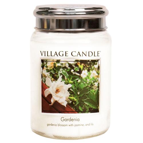 Svíčka ve skleněné dóze Village Candle Gardénie, 737 g