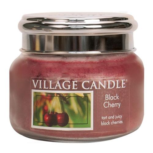 Svíčka ve skleněné dóze Village Candle Černá třešeň, 312 g
