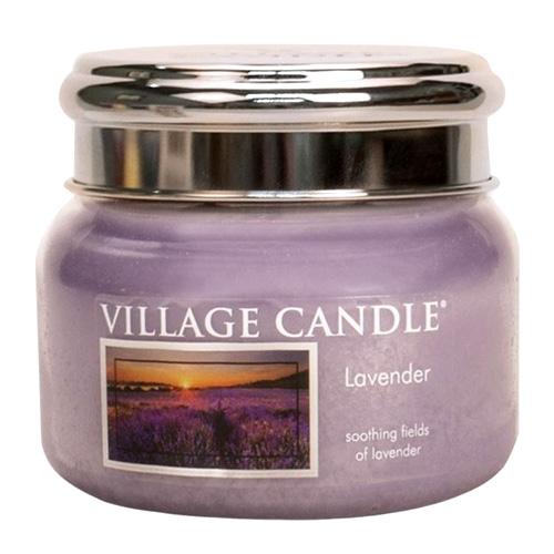 Svíčka ve skleněné dóze Village Candle Levandule, 312 g