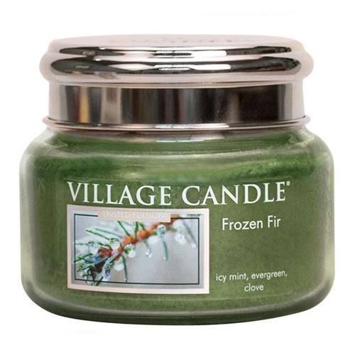 Svíčka ve skleněné dóze Village Candle Jinovatka, 312 g
