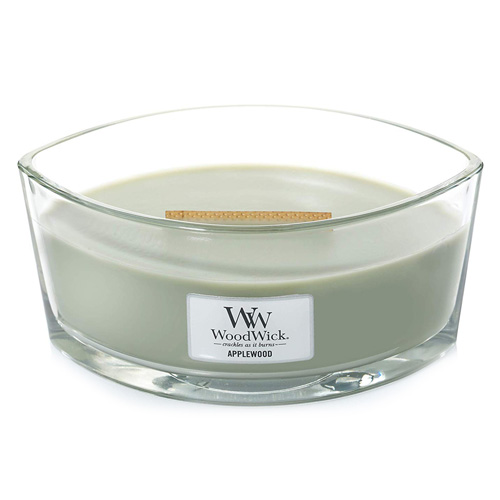 Svíčka dekorativní váza WoodWick Jabloňové dřevo, 453.6 g