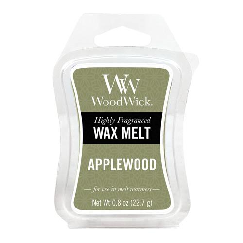 Vonný vosk WoodWick Jabloňové dřevo, 22.7 g