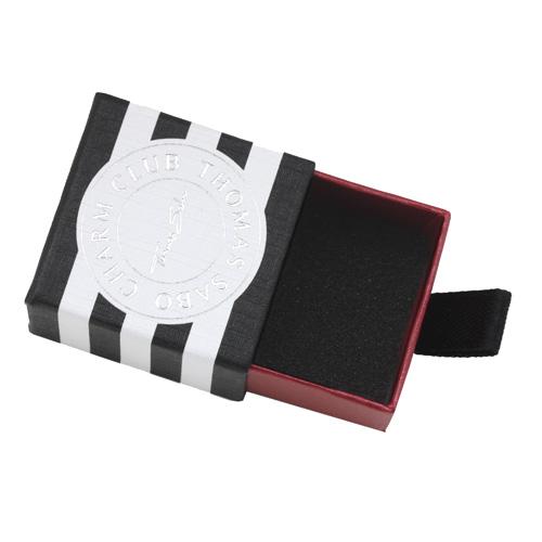 Thomas Sabo POS | Packing | BOX153 Charm gift box small, Square, 4 Winter colors